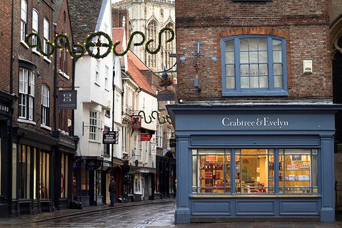 Crabtree and Evelyn, York
