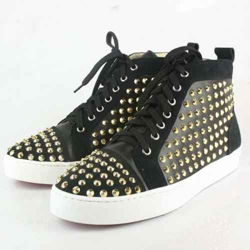 873046397c32 ... wholesale christian louboutin men studded sneaker  christianlouboutinsneakers c6233 aa47a ...