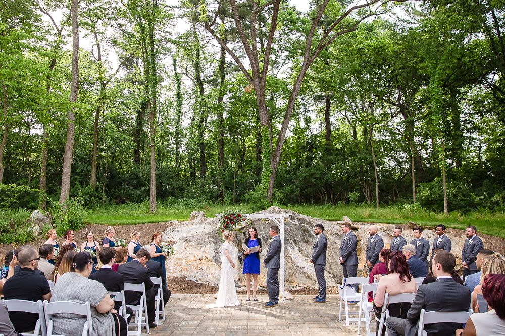 Historic Rosemont Springs Wedding Photos Northern