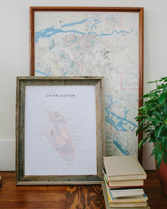 Did you know that... Each of our #maps is designed with custom #patterns and printed on 100lb bright white paper, colour letter pressed on an…