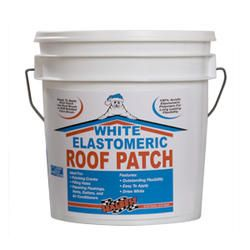 Sealbest White Elastomeric Roof Patch 9 Gal At Menards Roof Patch Travel Trailer Floor Plans Elastomeric Roof Coating