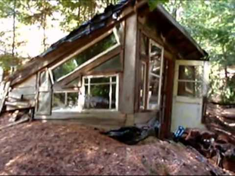 15 Earth Berm Eco House Filmed 30 Years Later Earth