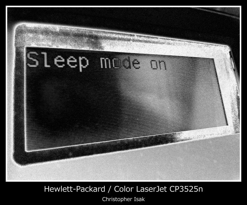 Hewlett-Packard / Color LaserJet CP3525n