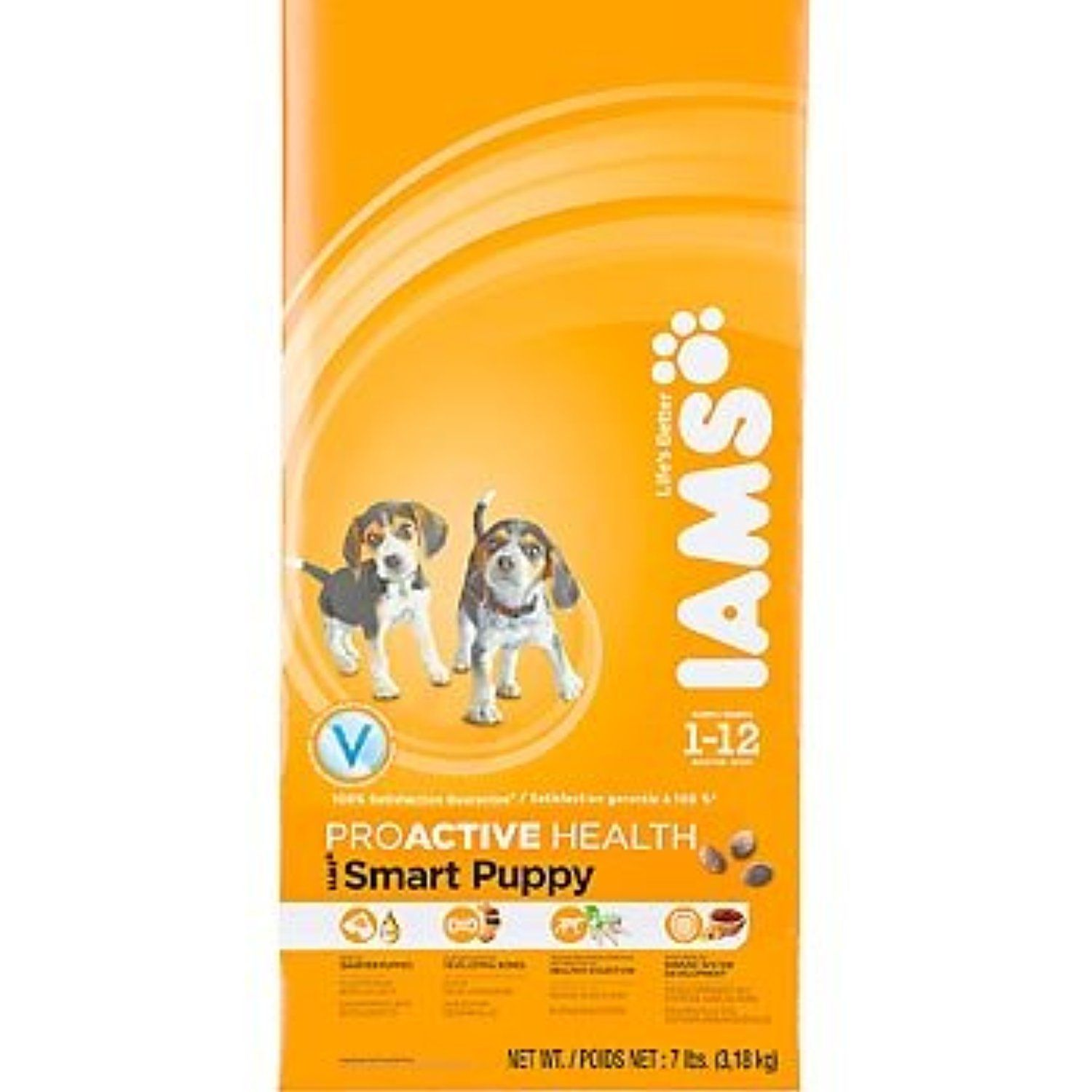 Iams Proactive Health Dry Dog Food Smart Puppy For You To View