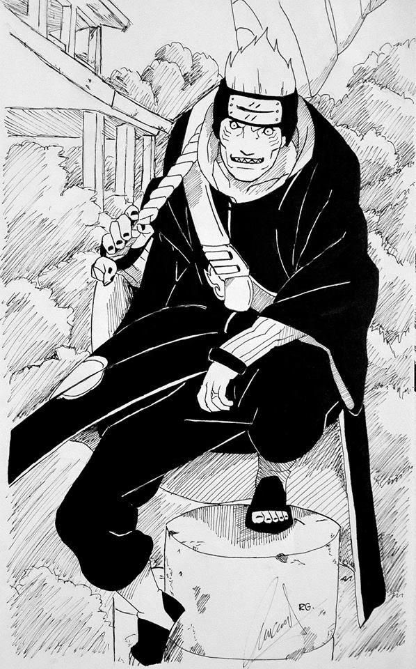Naruto Shippuden - Kisame   Naruto manga español, Manga de naruto, Arte de naruto