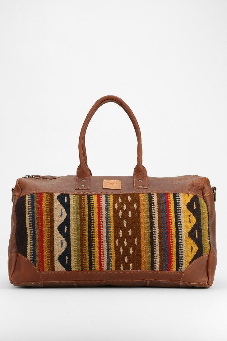 Will Leather Goods Oaxacan Duffel Bag - Urban Outfitters  9faa2a6030