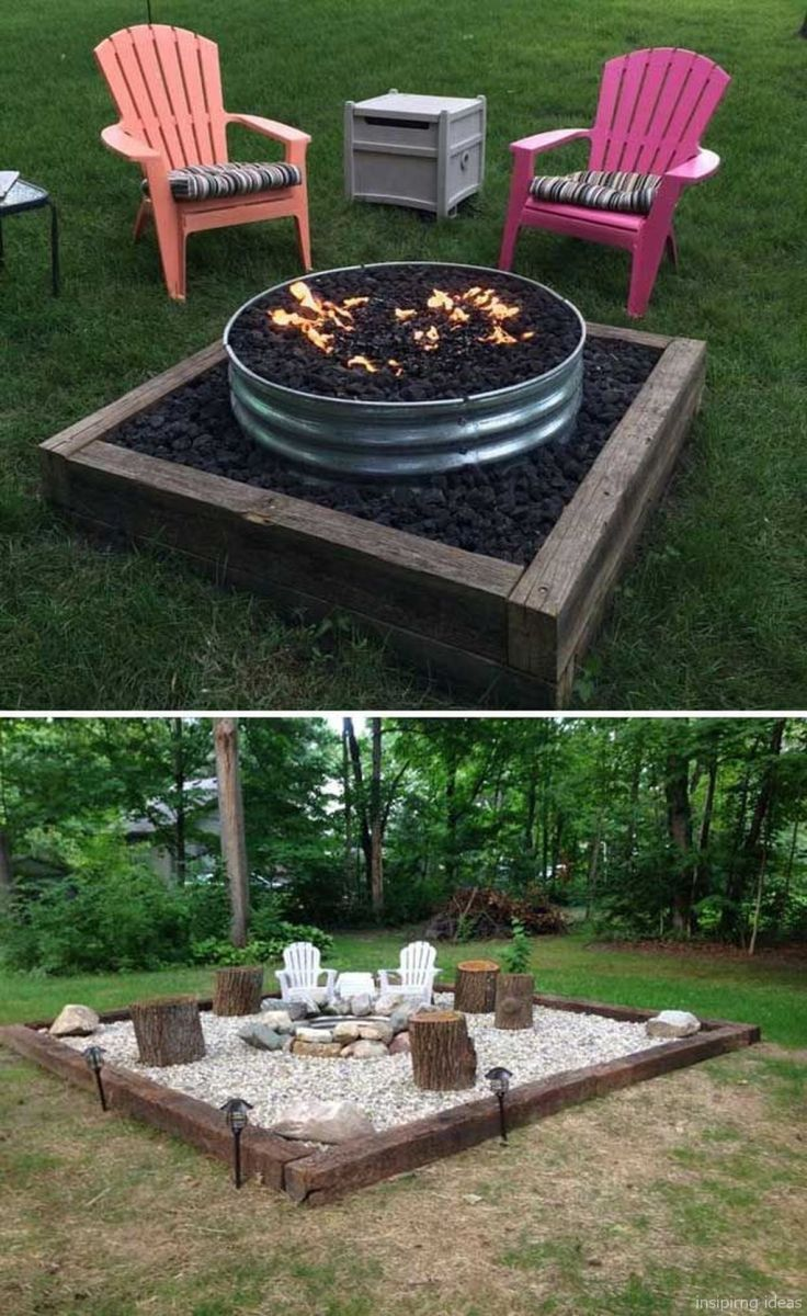 37 Diy Backyard Fire Pits Design Ideas Backyard Fire Backyard