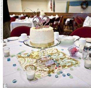 Lindsey Cody In Medora Nd Wedding Cake Buffet Wedding Cake Centerpieces Cake Centerpieces