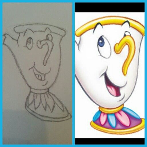 Drew Chip today^.^ #drawing