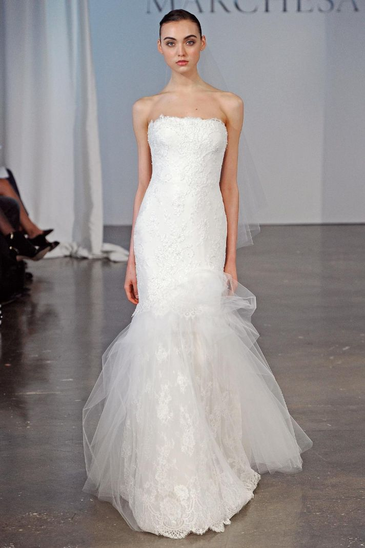 18 Exquisite Gowns from Marchesa Bridal Spring 2014   Marchesa ...
