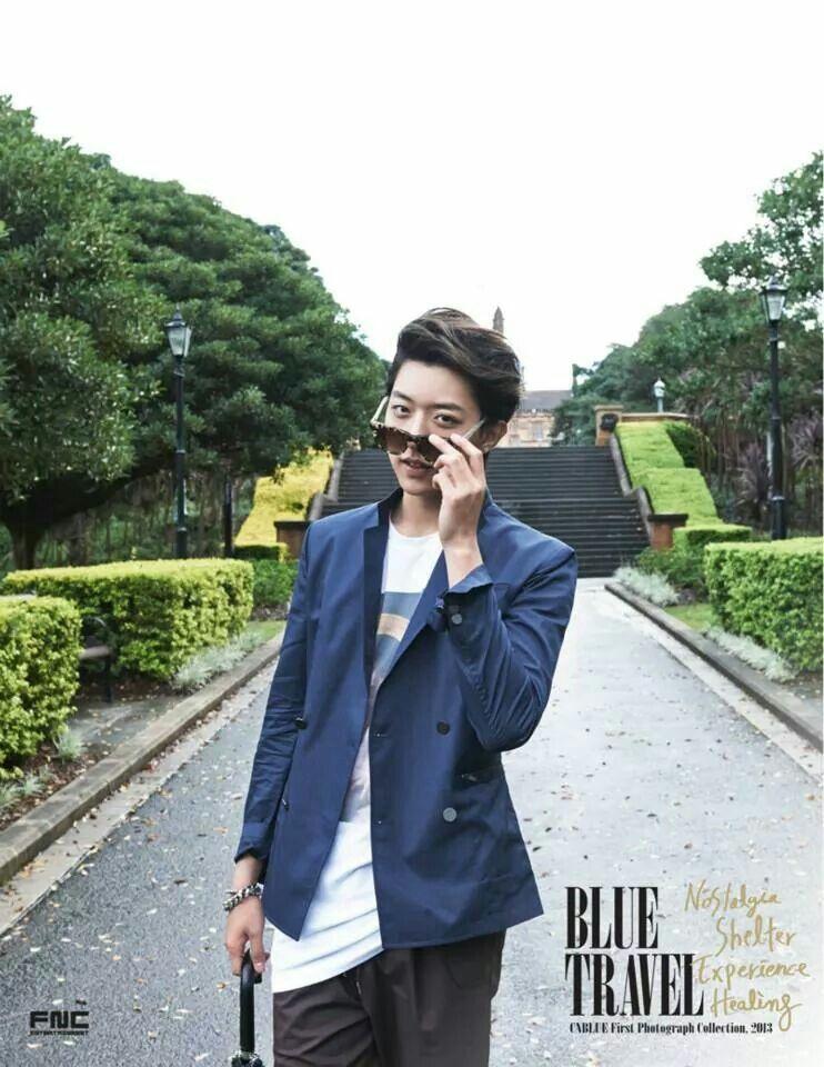 CNBLUE - JUNG SHIN / 정신