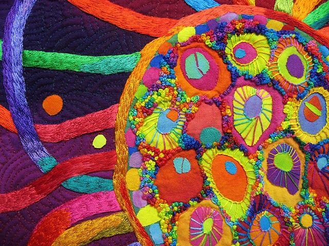 Fibermania: Thinking about Circles