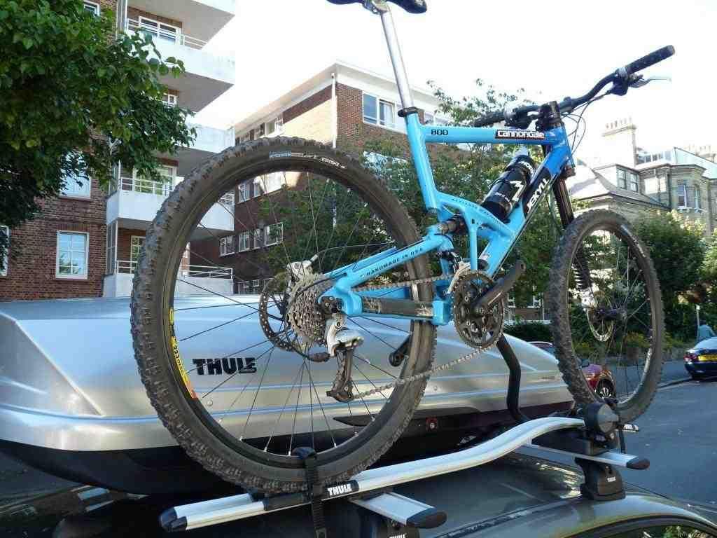Thule Rooftop Bike Rack