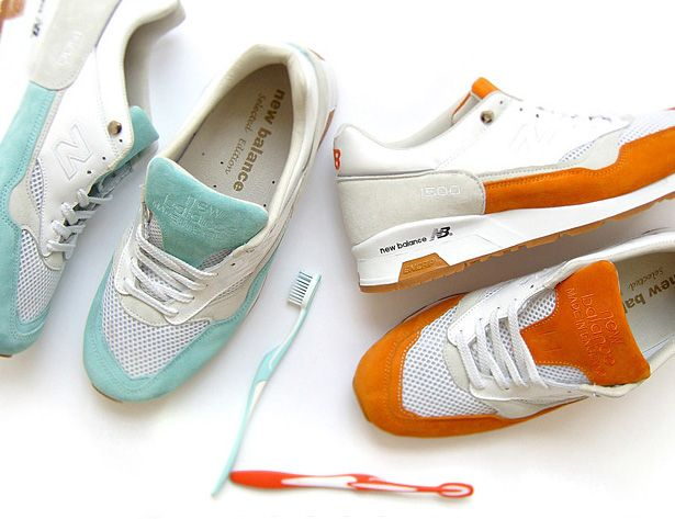 Solebox x New Balance 1500 Toothpaste Pack | HYPEBEAST