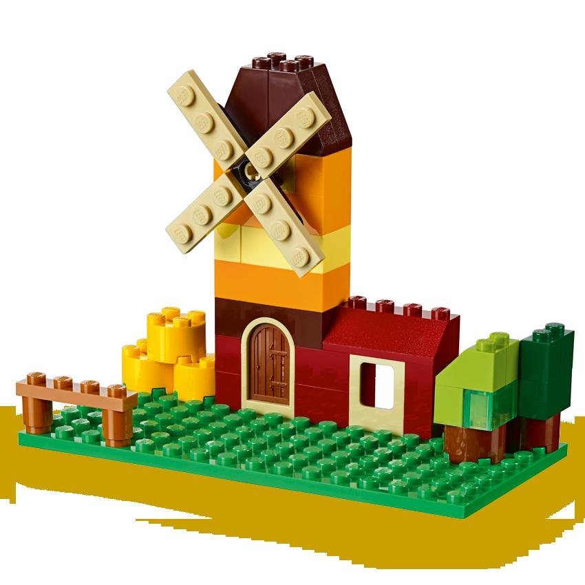 Classic lego instructions 10695 lego creative building for Creative lego ideas