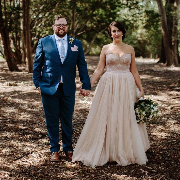 Champagne Plus Size Wedding Dresses Sweetheart Lace Tulle Floor Length 2016 Elegant Bridal Gowns Vestidos De