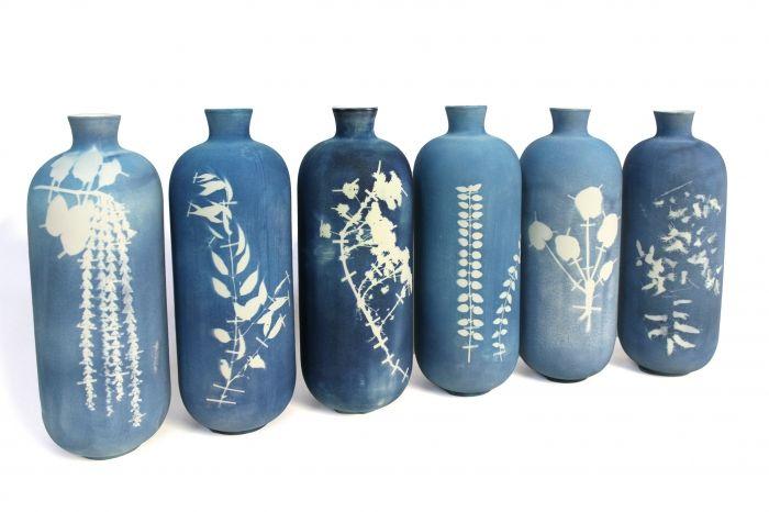Blueware Vases