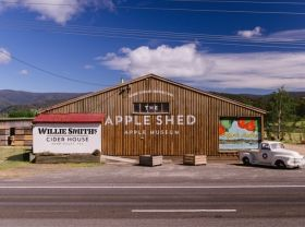 The Apple Shed Tasmania - Attractions| Huon Trail - Tourism Southern Tasmania