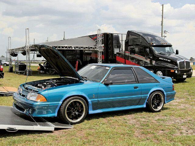Teal 1993 Mustang Cobra Mustang Cobra Fox Body Mustang Fox Mustang
