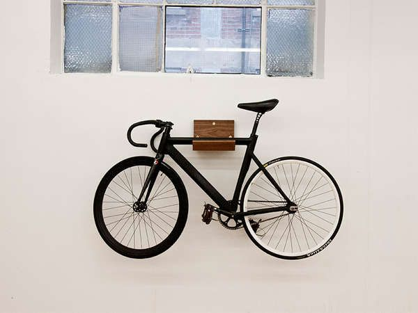 Bike Rack Wall Mount Wooden Bicycle Holder Bike Rack Bicycle Hanger Bike Holder Vertical Plywood Storage Cycling Bicycle Gift In 2020 Bike Rack Wall Bicycle Hanger Bike Holder