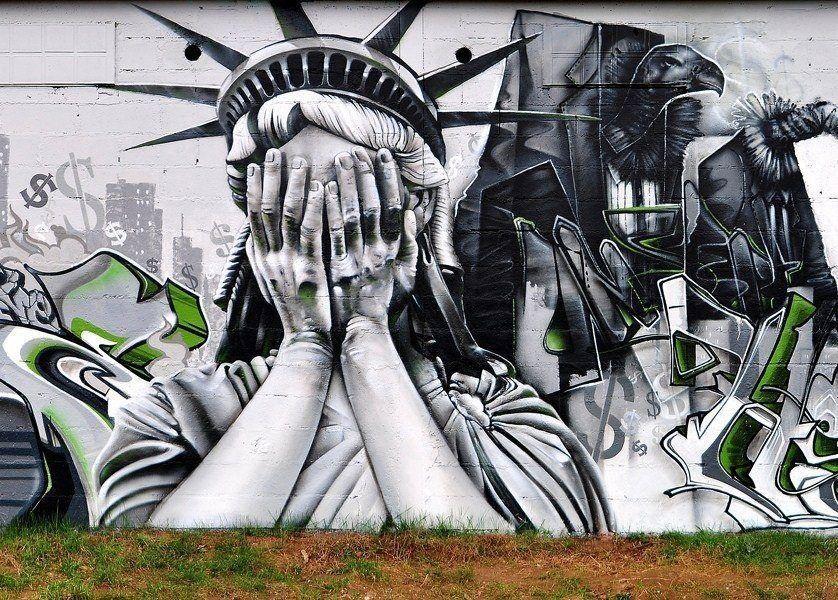 Page Not Found Banoosh Street Art Art Amazing Street Art