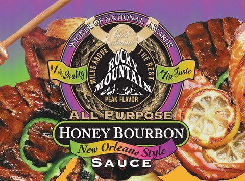 Best rib sauce around.