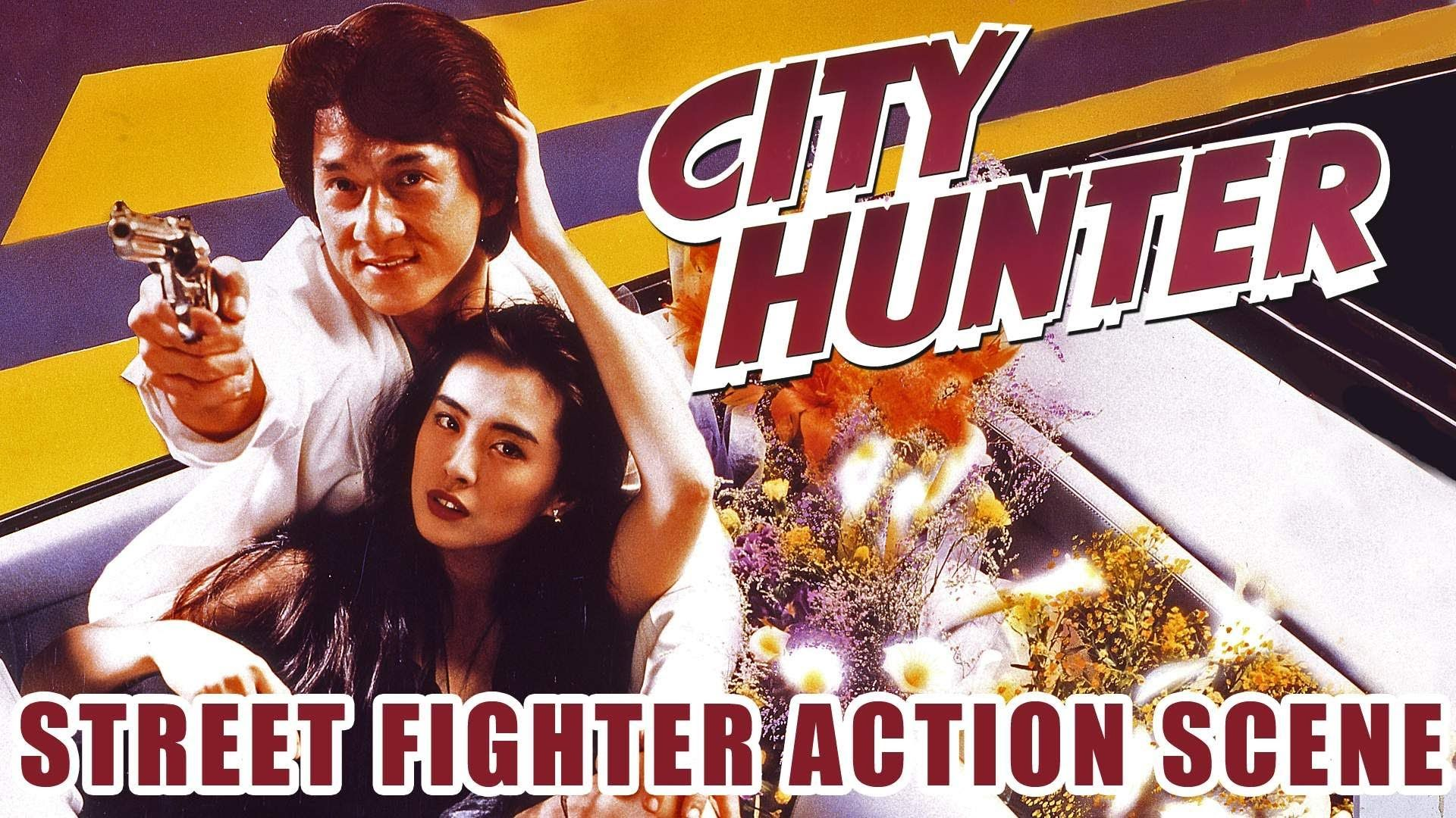 Jackie Chan City Hunter 3 4 Street Fighter Action Scene 1993 Hd