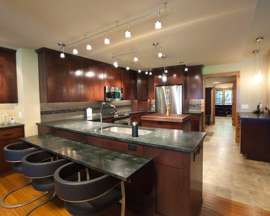 kitchen: kitchen track lighting ideas home interior inspiration for