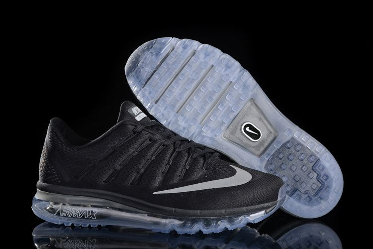 pretty nice ef056 09002 2016-2017 Newest Trainers 806771-001 Nike Air Max 2016 Womens Core Black  White Core Black