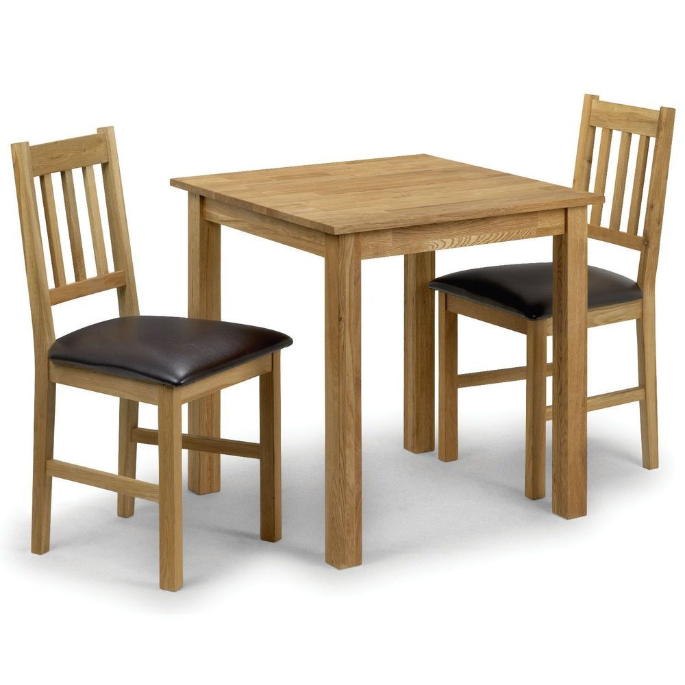 4 Seater Square Dining Table Extending Solid Oak Wood Finish Wooden Furniture Compact Dining Table Square Dining Tables Kitchen Table Settings