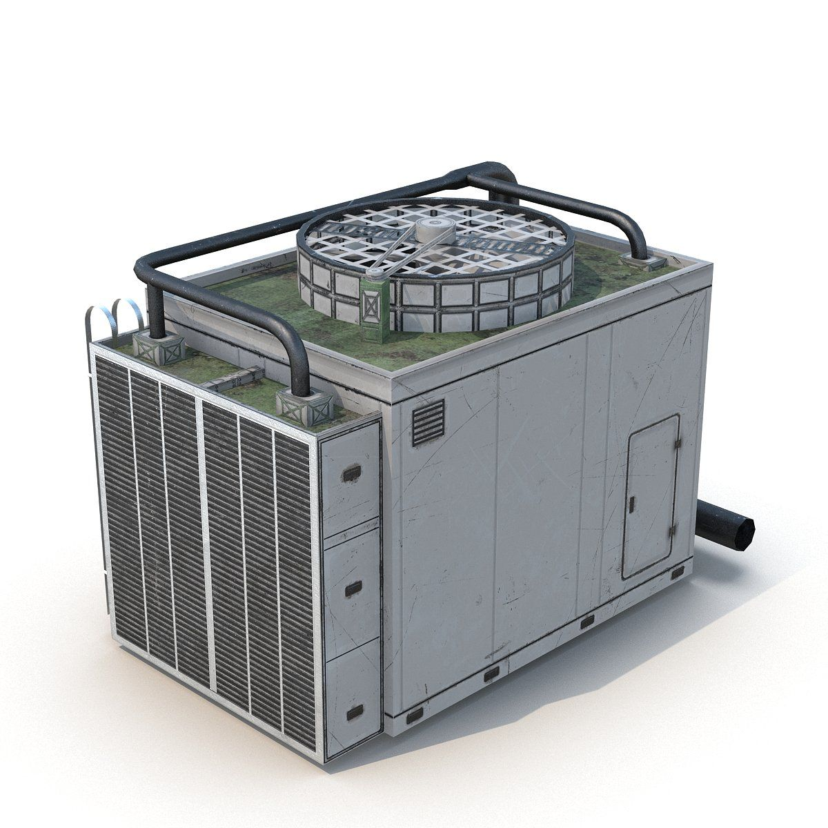Rooftop Air Conditioner Unit Air conditioner units, The