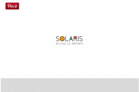 solaris cool and clean powerpoint theme