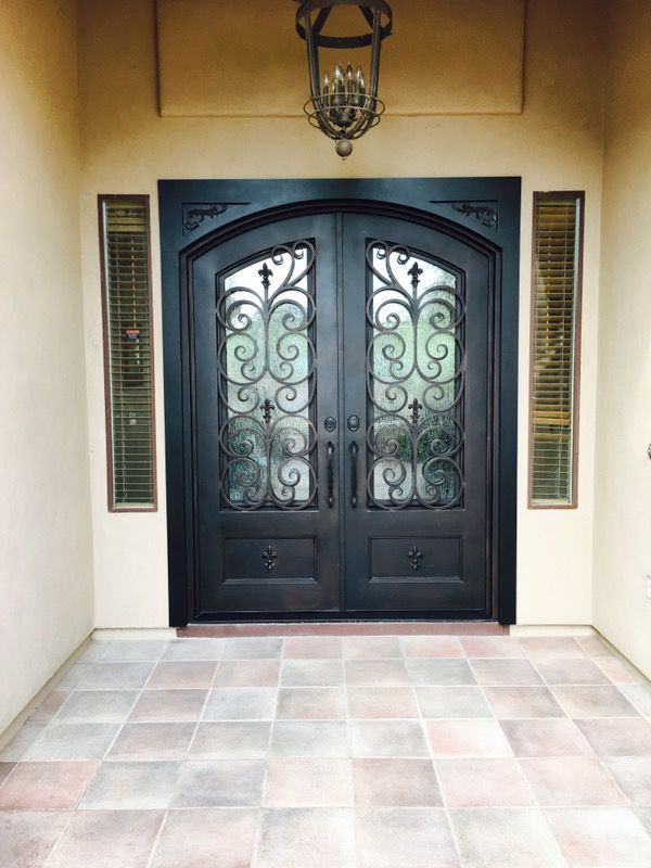 new arrival 58ab5 36d8a Custom entry iron doors for Sale in Glendale, AZ in 2019 ...
