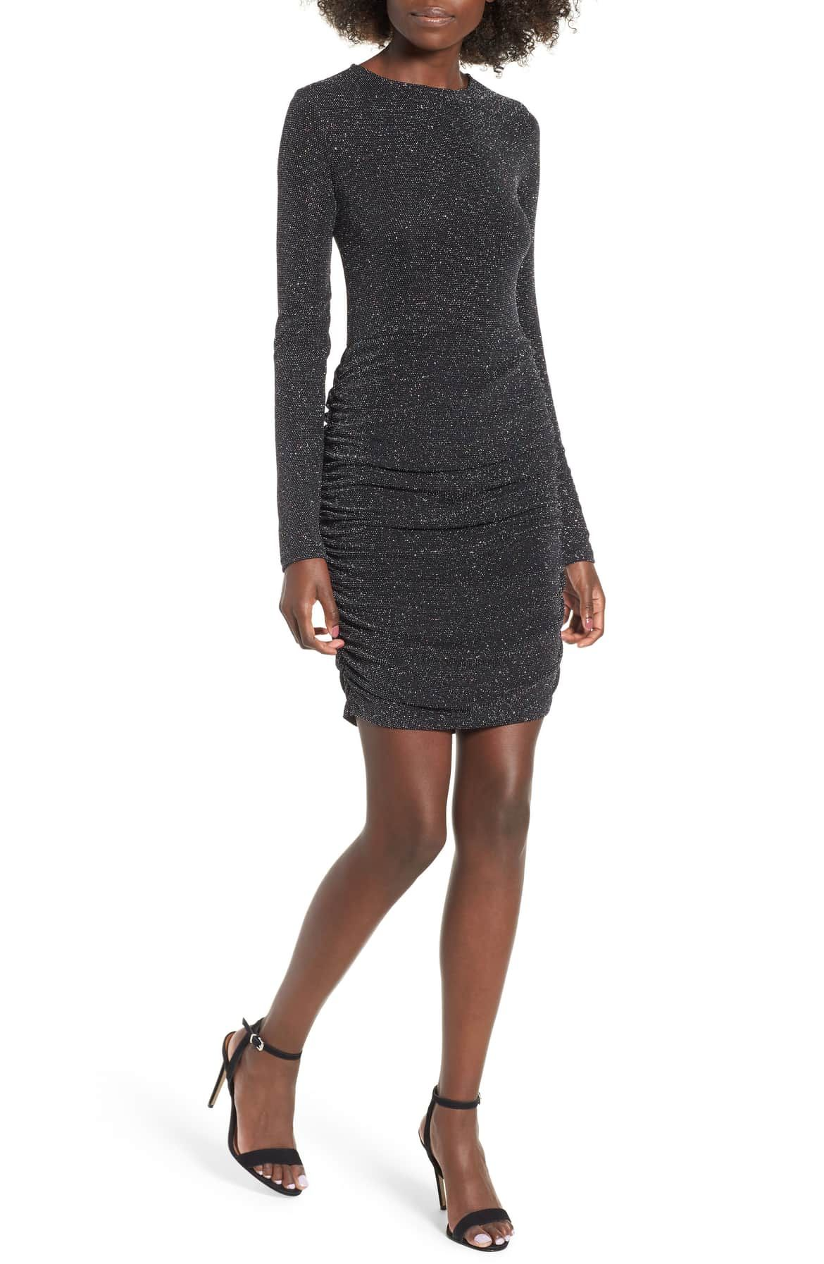 7fa8b00d613 Leith Shine Minidress