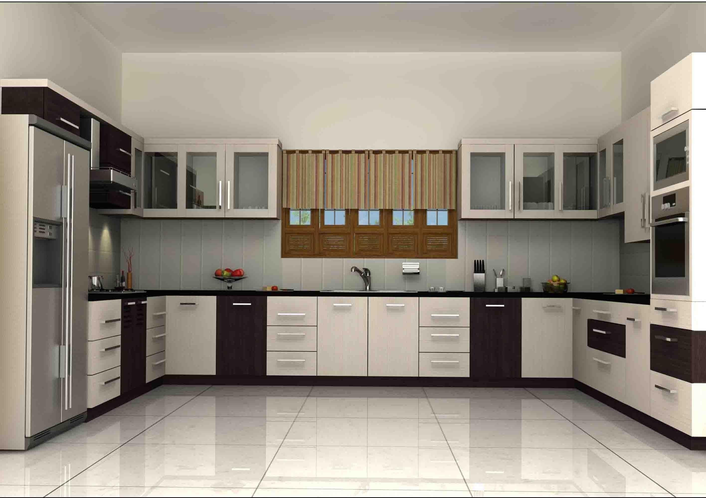 Ingenious Design Ideas Simple Kitchen Designs For Indian ...