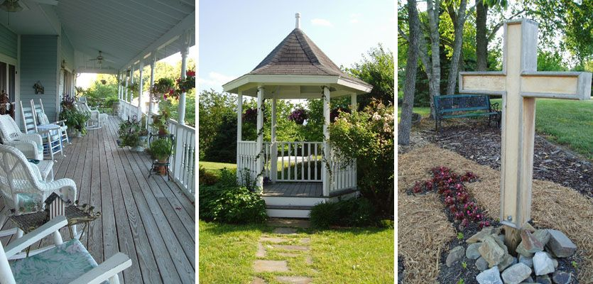 Blue mountain mist bed and breakfast weddings and