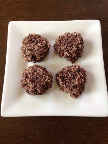 Raw Chocolate Macaroons Recipe - Food.com