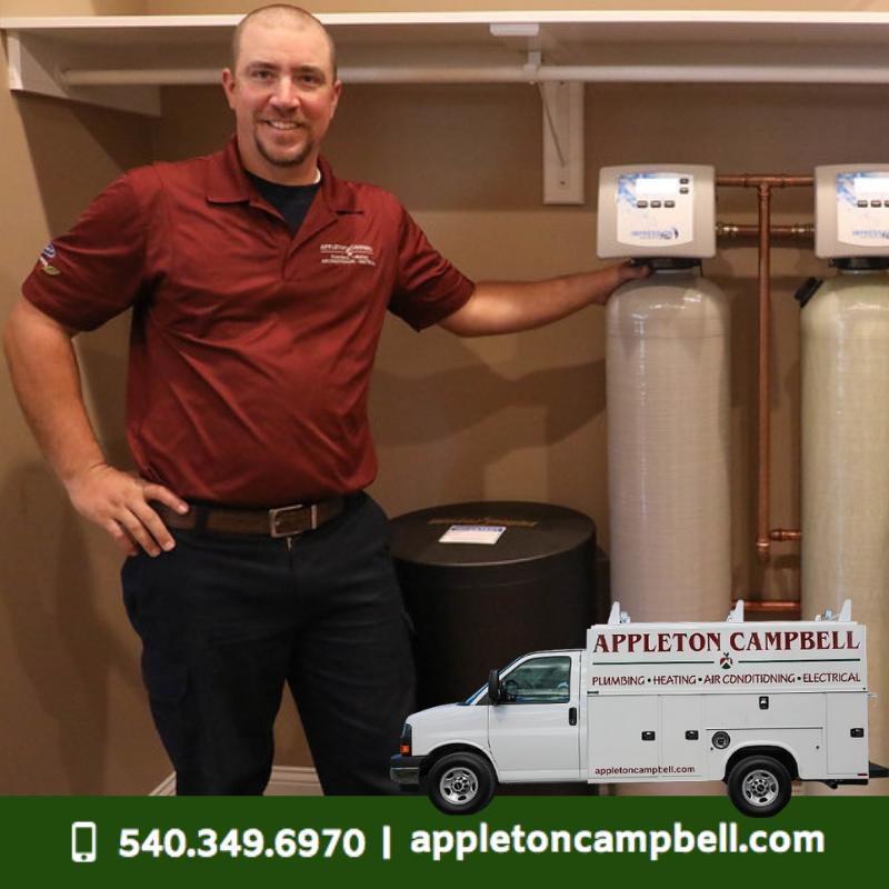 Having a service plan with your water softener is really a