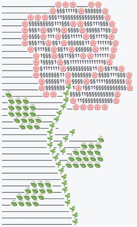 Facebook Emoji Art Emoji art, Emoji text art, Text art