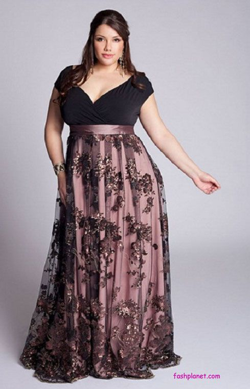 Plus Size wedding Sundresses | Plus size Women Forma -dress, in white with black overlay!!!!!!!!