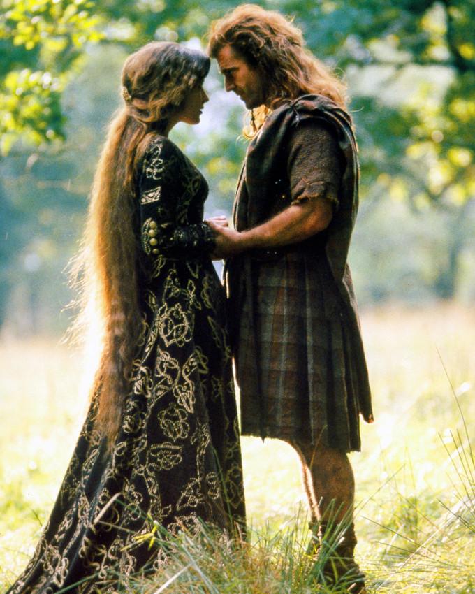 Braveheart 1995 Mel Gibson Braveheart Inspirational Movies