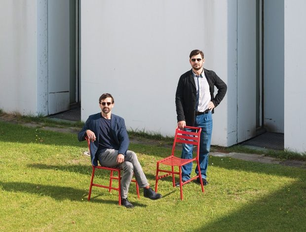 Berlin double act Osko   Deichmann #designers of the Superkink @products4people