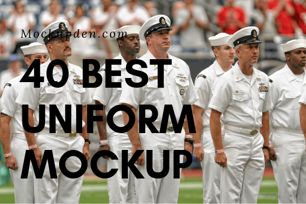 Uniform Mockup 40 Diversified Free Uniform Psd Vector Templates For Clothing Project Basketball Uniforms Design Best Uniforms Uniform