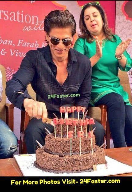 Happy Birthday Shah Rukh Khan King of Bollywood Shahrukh Khan