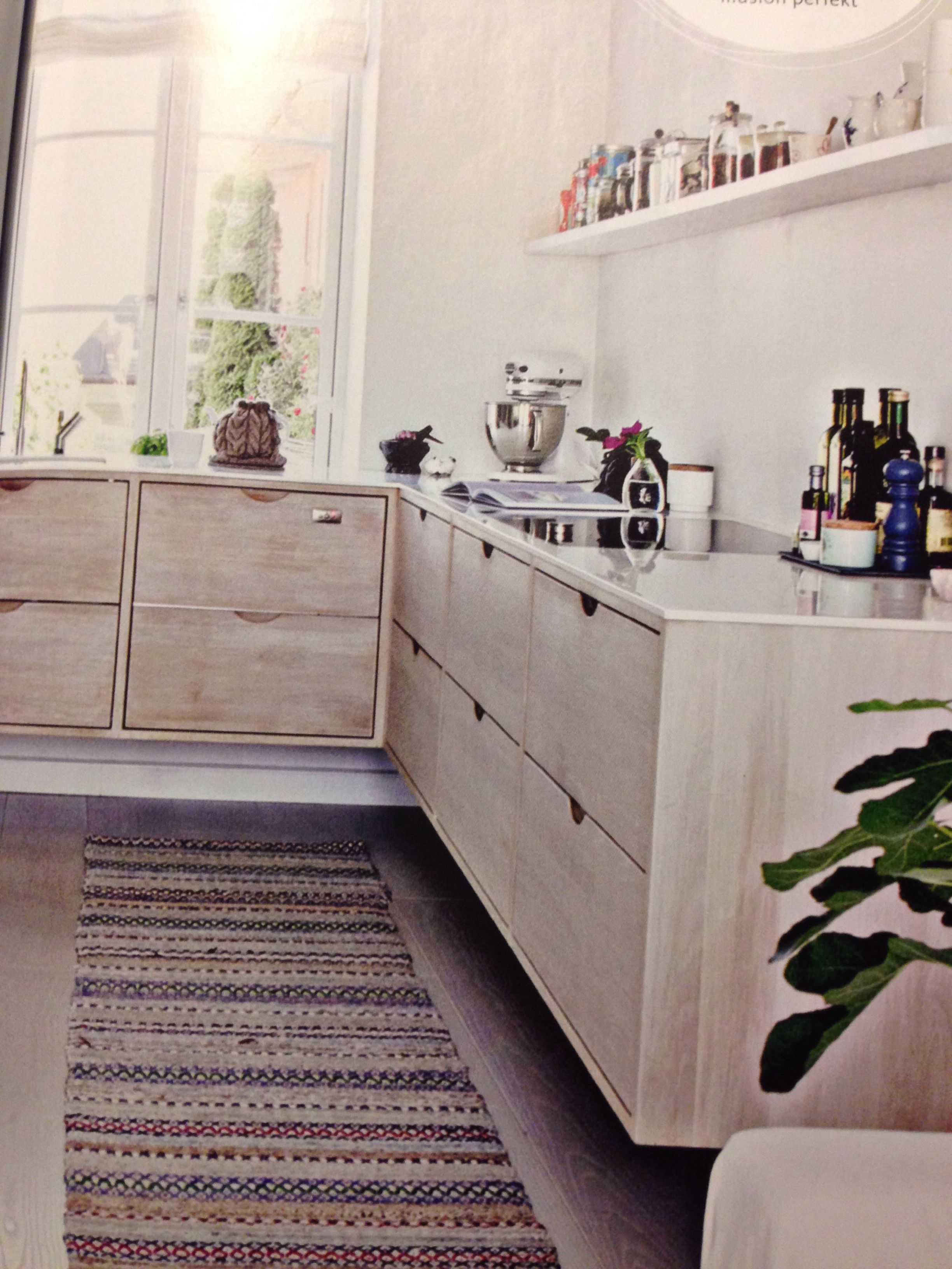 Küche ohne sockelleiste | Interior inspiration | Pinterest ...