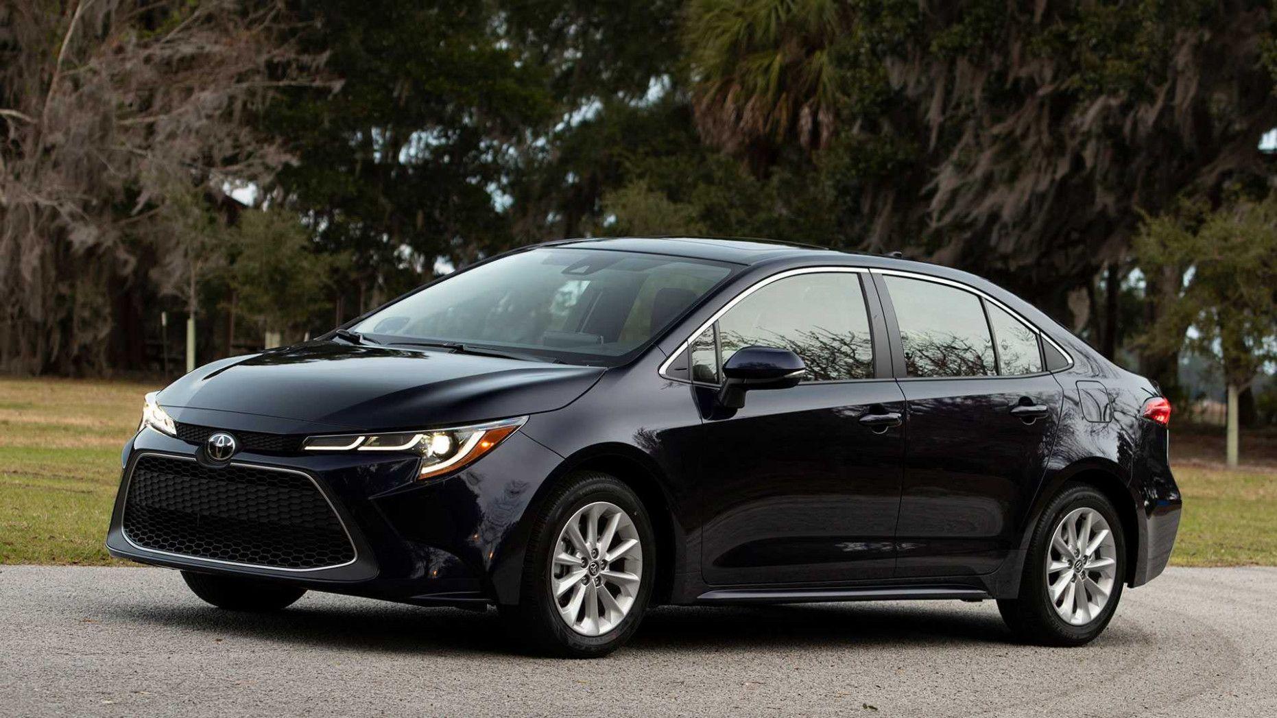 2020 Toyota Corolla Price Toyota Corolla Toyota Corolla Le Corolla Hatchback