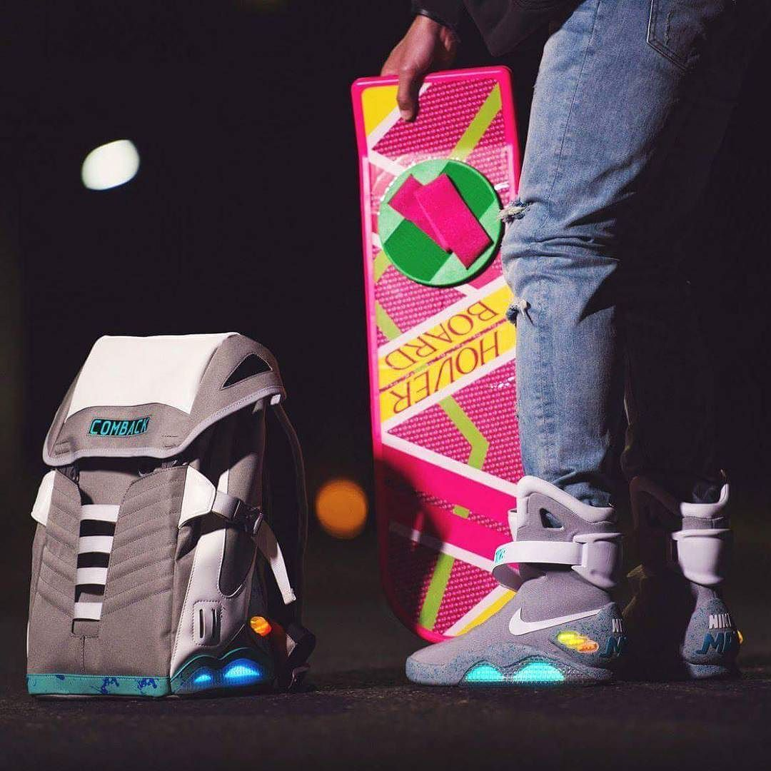 With the @Nike Mag due to officially release any time now there's no doubt  that