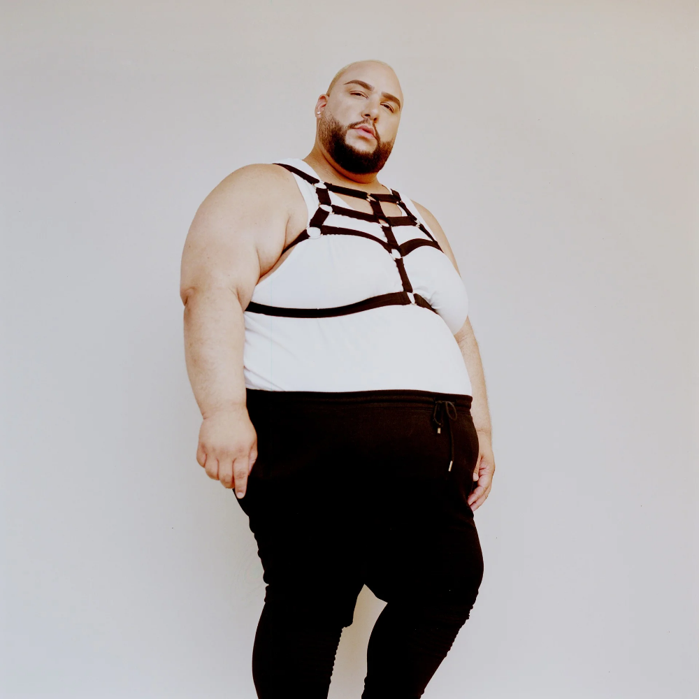 Fashion Is Ignoring Plus Size Men So These Models Are Paving Their Own Way Male Model Body Body Positivity Men Plus Size Men