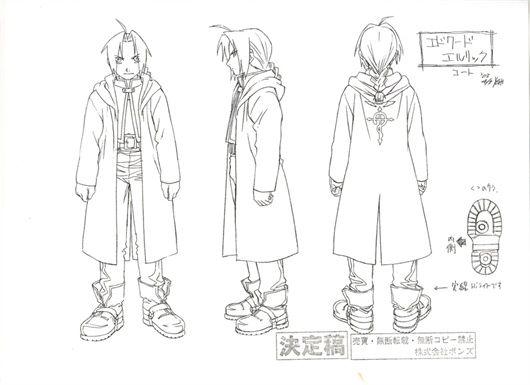 model sheet bleach - Pesquisa Google   manga   Pinterest   Alchemist ...
