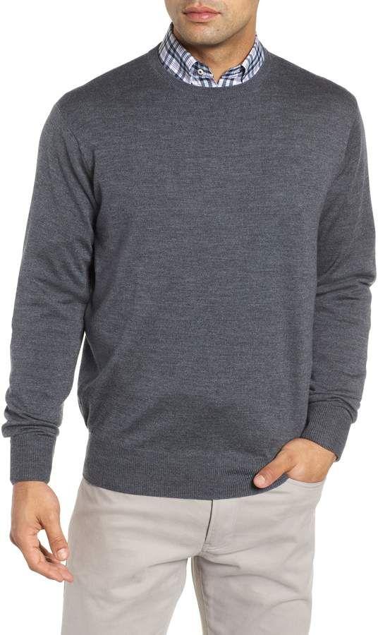 bc0447492 Peter Millar Crown Wool   Silk Sweater